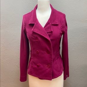 Lilly Pulitzer Double Breast Jacket